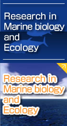 Research in Marine biology and Ecology
